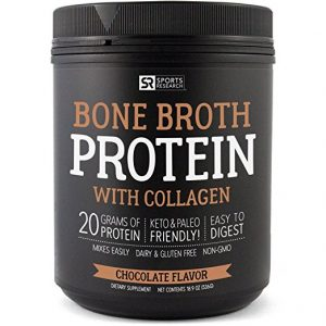 keto lchf bone broth health weight loss muscle recovery gym