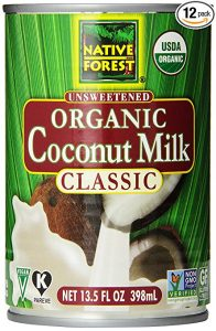 coconut milk is good for diets and health